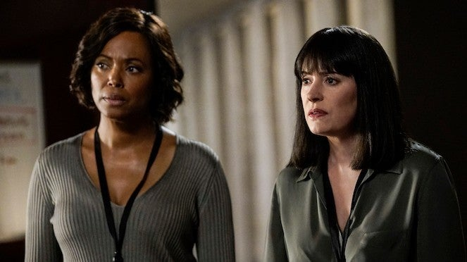 criminal-minds-Aisha-Tyler-Dr-Tara-Lewis-Paget-Brewster-Emily-Prentiss-CBS-FEATURED