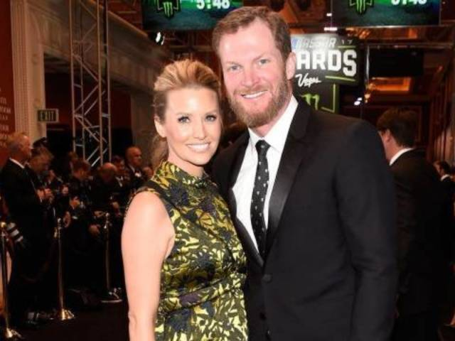 Dale Earnhardt Jr.'s Wife Amy Shares Tender Photo of NASCAR Star With Daughter Isla