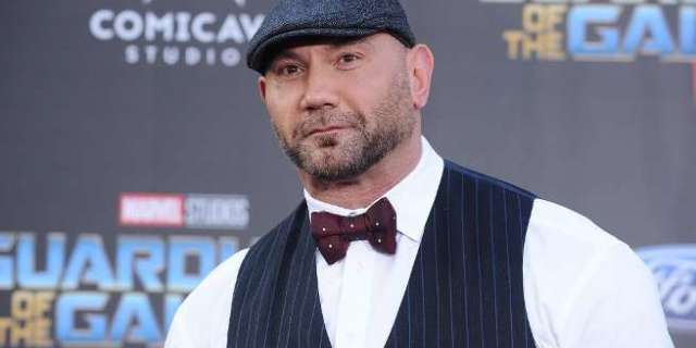 dave bautista gotg 2 red carpet getty images