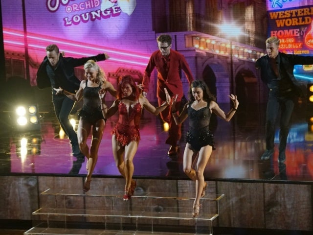 'Dancing With the Stars' Contestant Bobby Bones Freaks out After Debut Performance