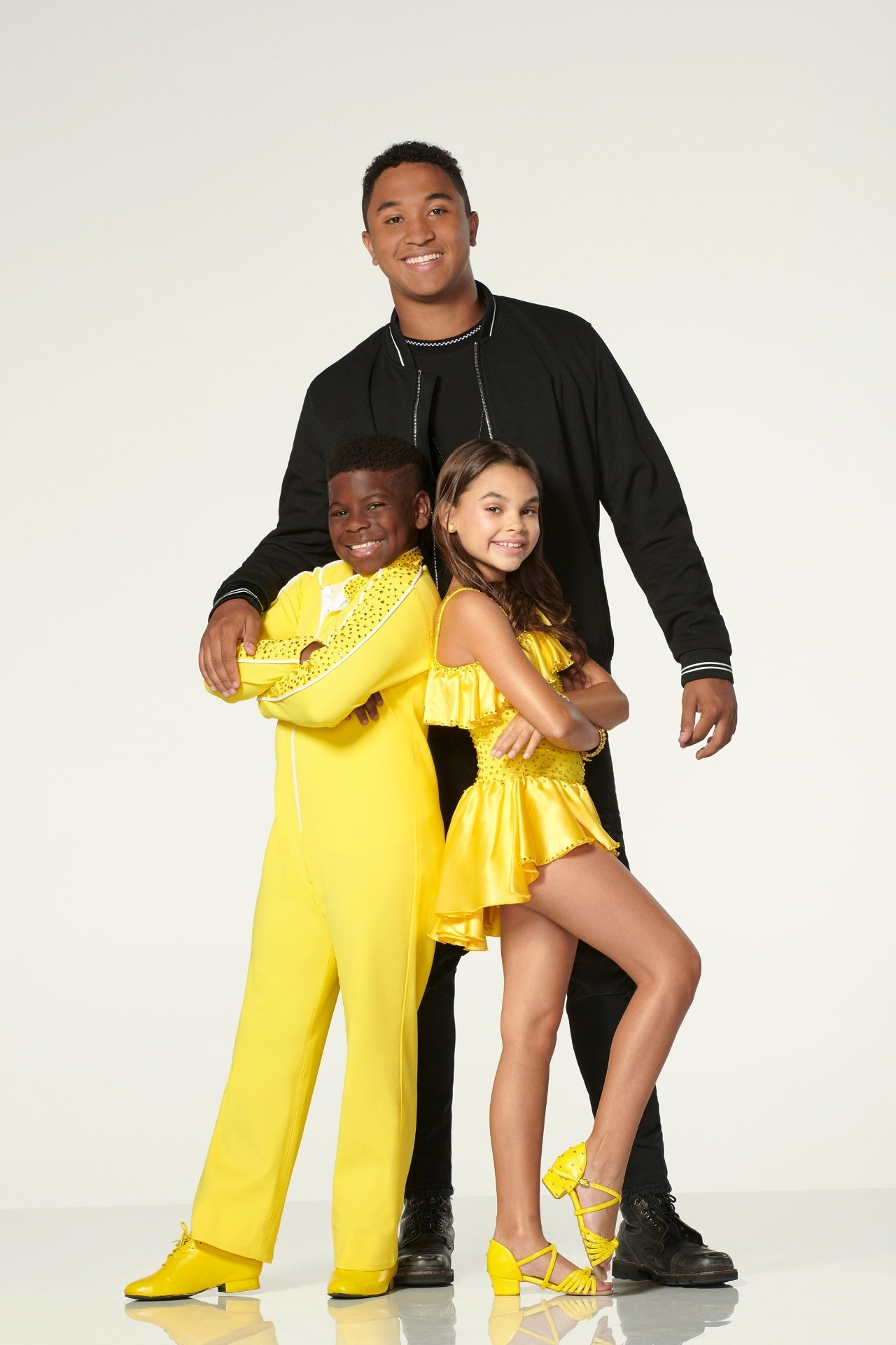 Meet the 'Dancing With the Stars: Juniors' Pairs Taking on ...
