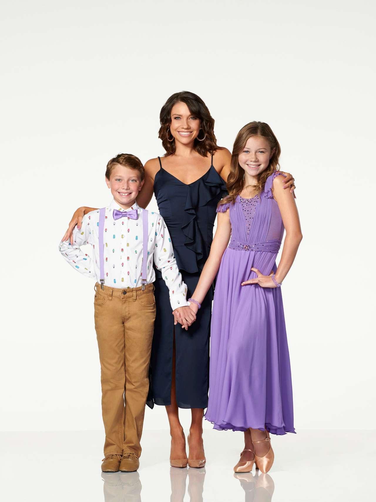 DWTS Juniors Tripp Palin
