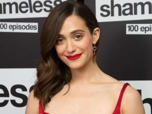 'Shameless' Alum Emmy Rossum Is Apparently Not a Fan of Tik Tok: 'I Can't Download Another Damn App'