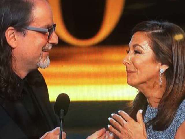 Emmy Winner Proposes to Girlfriend During Acceptance Speech