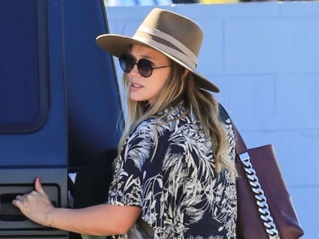 Hilary Duff Calls out Man Who Followed Her From Son's Soccer Game, Films Intense Confrontation