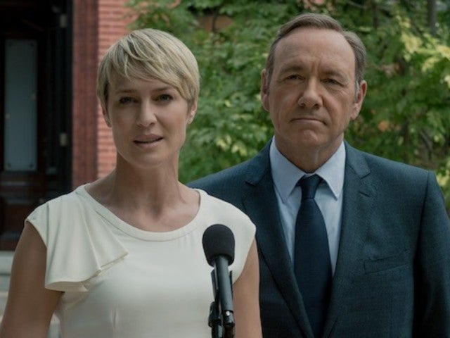 'House of Cards': Robin Wright Thinks Kevin Spacey Could Be Reformed