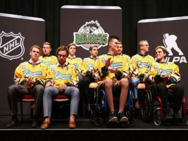 Humboldt Broncos Play First Game Since Fatal Bus Crash