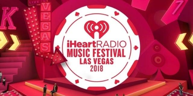 Music Shows Las Vegas Love at 2018 iHeartRadio Music Festival