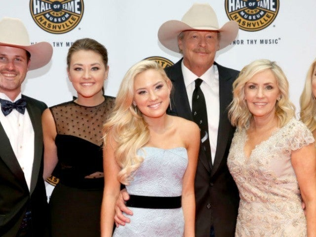 Alan Jackson's Son-in-Law Dies After Boating Accident