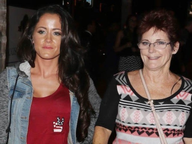 'Teen Mom' Jenelle Evans 'Super Glad' to Have Reconnected With Mom Barbara Amid David Eason Drama