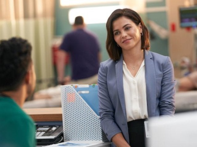 Jenna Dewan Wows 'The Resident' Doctor in Guest Starring Role
