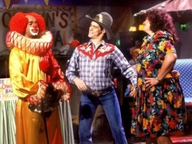 Jim Carrey Wants to Bring Back 'In Living Color'