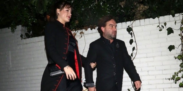 johnny-galecki-new-girlfriend-getty