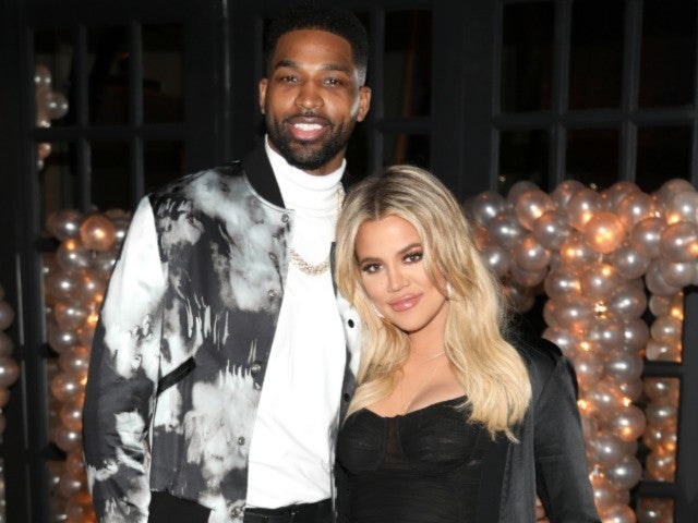 Tristan Thompson Leaves Flirty Comment on Khloe Kardashian's Kissy-Faced Instagram