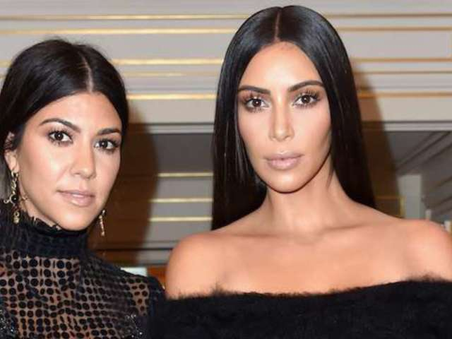 Kim Kardashian Teases 'KUWTK' Drama With Sister Kourtney Gets 'Violent'