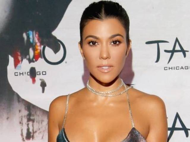 Kourtney Kardashian Slams Troll Who Says She's Not a Working Mom