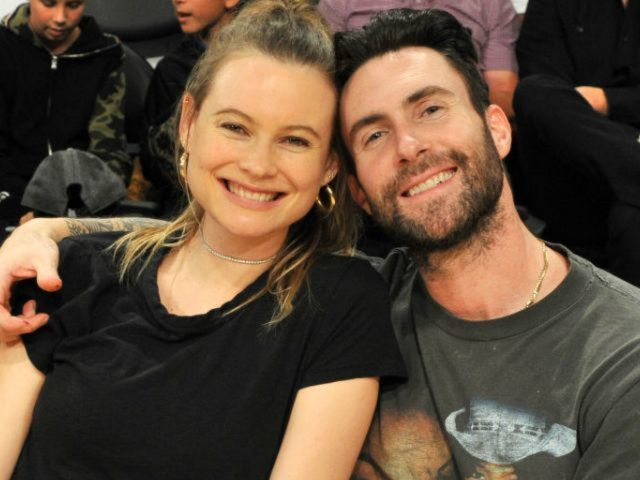Behati Prinsloo Shares Rare Photos of Her Daughters With Adam Levine
