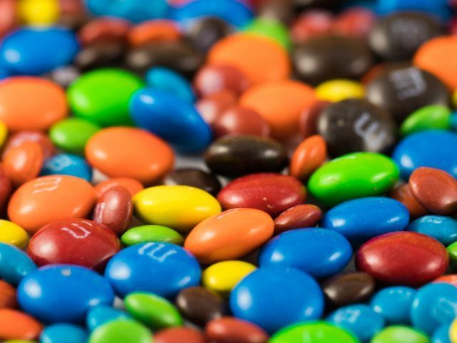 M&Ms Unveils Nutella-Inspired Hazelnut Spread Filled Candy