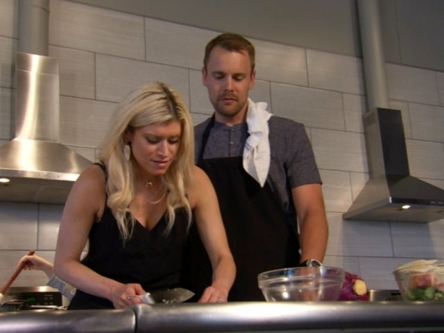 'Married at First Sight' Cooking Class Triggers Amber's Insecurities in Exclusive Clip