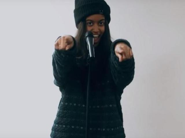 Malia Obama Lip Syncs in New Music Video