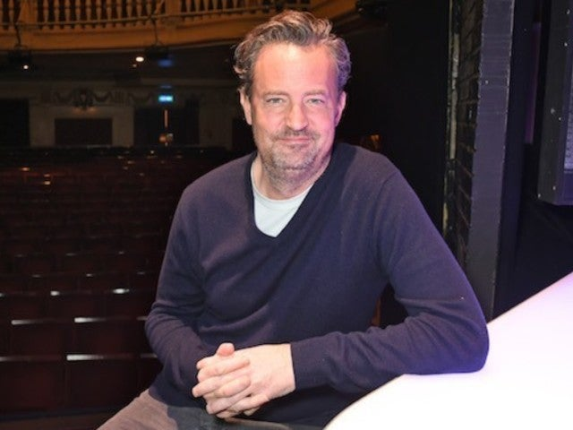 'Friends' Fans Send Love to Matthew Perry Amid Health Scare