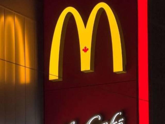 McDonald's Giving Away Free Cheeseburgers in Canada