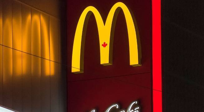 mcdonald's canada getty images