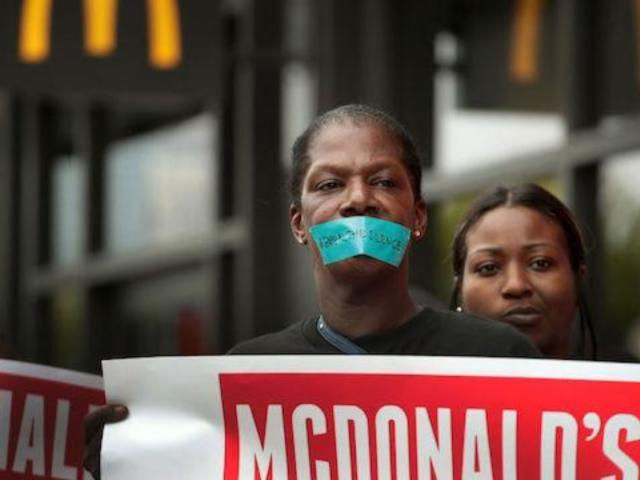 McDonald's Workers Strike Over Sexual Harassment Claims