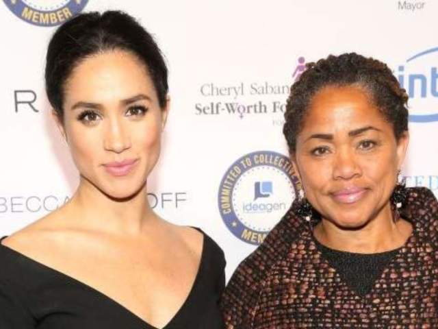 Meghan Markle's Mom Doria Ragland Breaks Silence on Pregnancy News