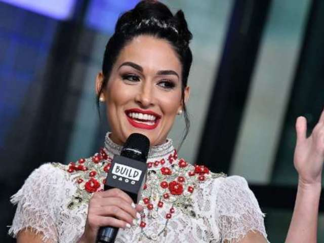 Nikki Bella Looks Forward to Future of 'Sparkle and Shine' After John Cena Split