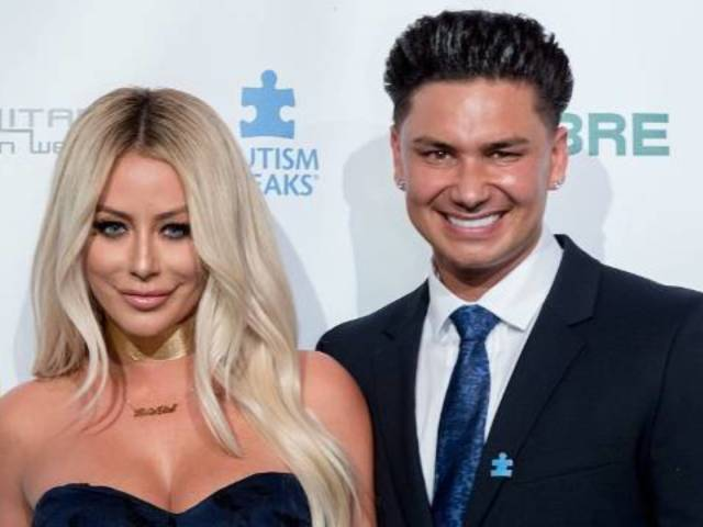 Aubrey O'Day Admits to Wishing Pauly D Dead in 'Marriage Boot Camp' Preview