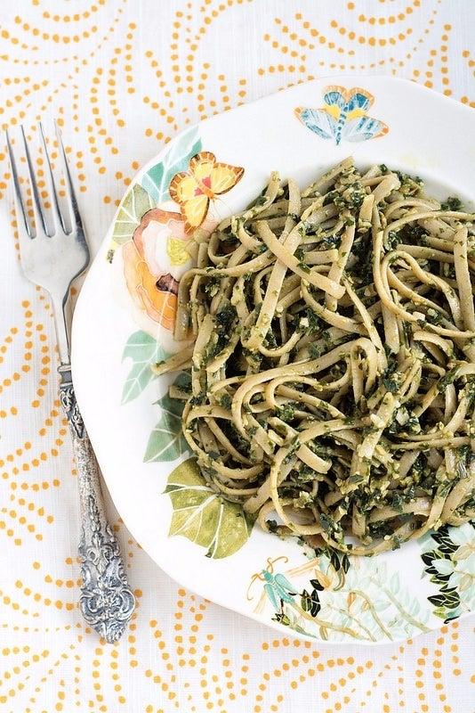 Pesto-Pasta