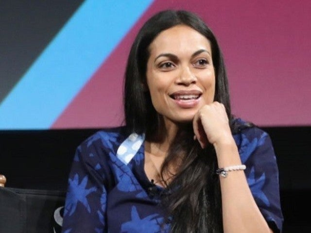 Rosario Dawson Posts Topless '4D' Video as She Celebrates 40th Birthday