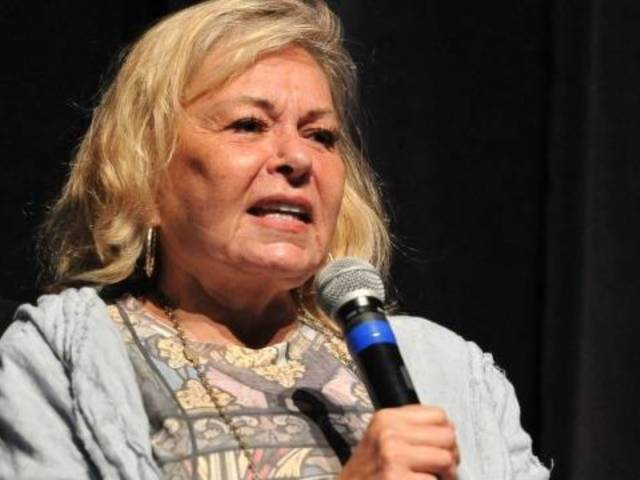 Roseanne Barr Resurfaces for Rare Stand-Up Show