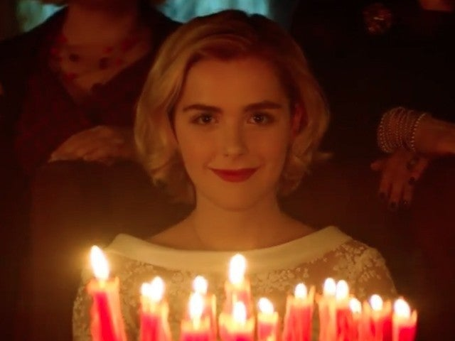 Netflix Reveals 'Chilling Adventures of Sabrina' Trailer