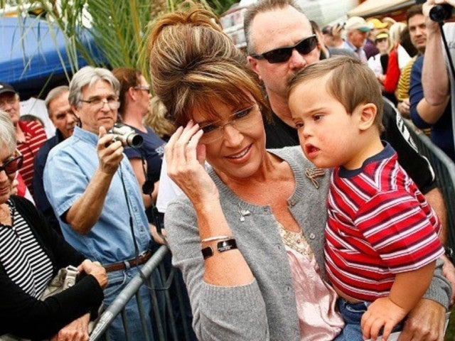 Palin Family Attends 'DWTS: Juniors' Taping in Wake of Track's Domestic Violence Arrest