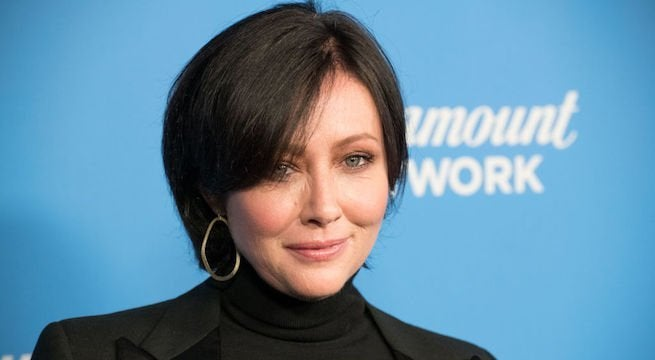 shannen-doherty_getty-Earl Gibson III : Stringer