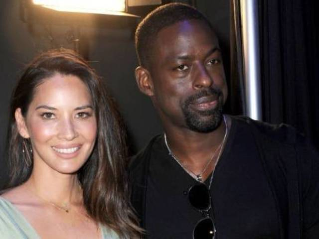 Sterling K. Brown Backs Olivia Munn Following 'The Predator' Sex Offender Scandal