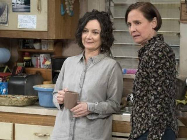 'The Conners' Cast Members Sara Gilbert, John Goodman, and Laurie Metcalf Ink Season 2 Deals