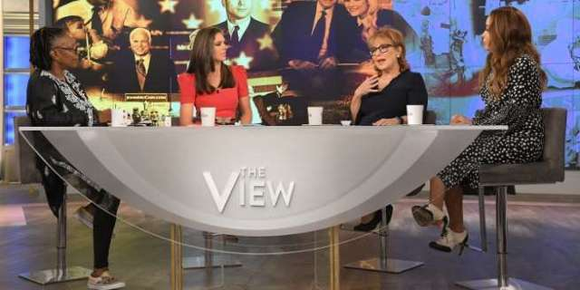 the view hosts abc