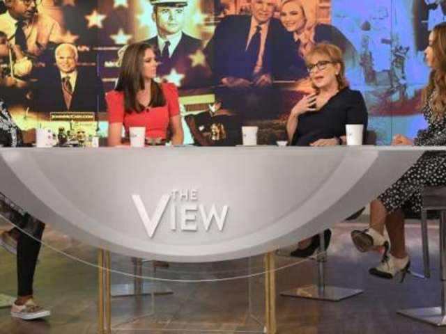 'The View' Hosts Face Backlash After Comments About First Lady Melania Trump