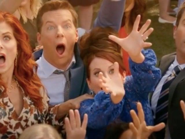 'Will & Grace' Teases a Season of Weddings in New Trailer