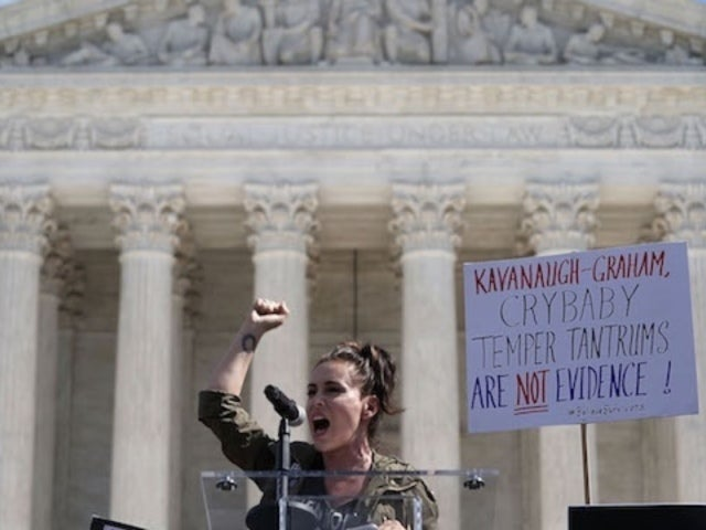 Alyssa Milano Responds to Senate Confirming Brett Kavanaugh: 'This Goes Far Beyond the Supreme Court'