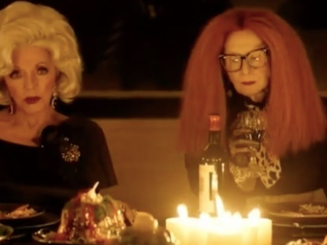 'American Horror Story': Joan Collins Returns in Episode 7