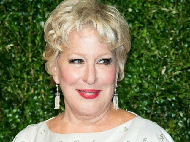 Bette Midler Issues Apology After Equating Women to the 'N Word' of the World