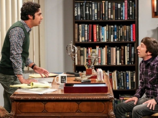 'The Big Bang Theory': Howard and Raj Have a Heated Confrontation in Thursday Night's Episode