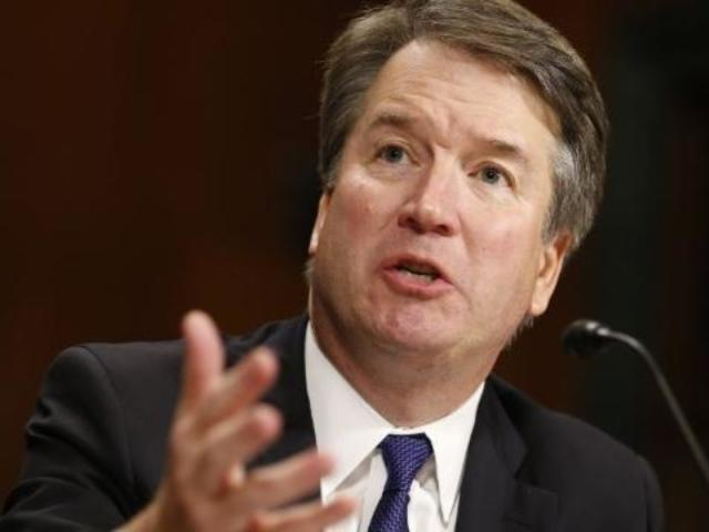 Brett Kavanaugh Spotted Leaving Home After Confirmation by US Senate