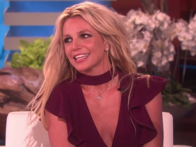 Britney Spears Teases Big Announcement on 'The Ellen Show'