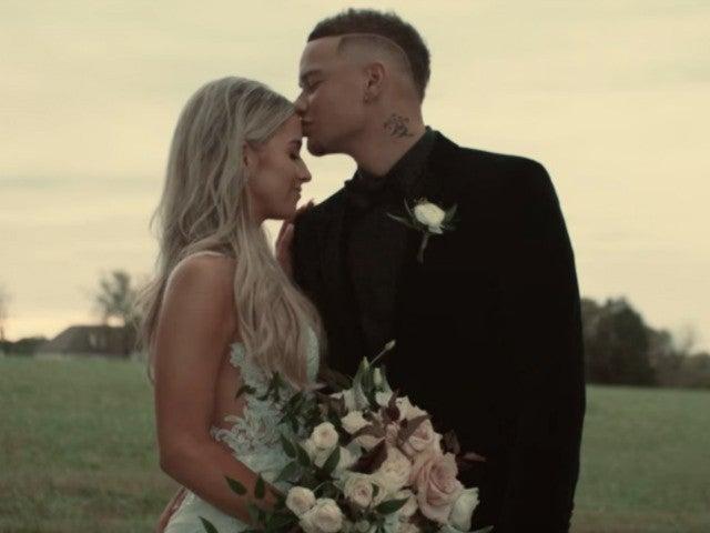 Kane Brown Shares Video From Wedding to Katelyn Jae