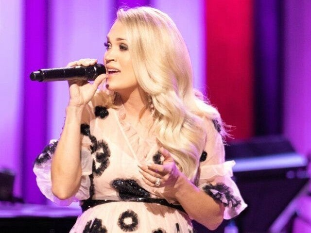 Carrie Underwood Flips the Switch for Opry Goes Pink